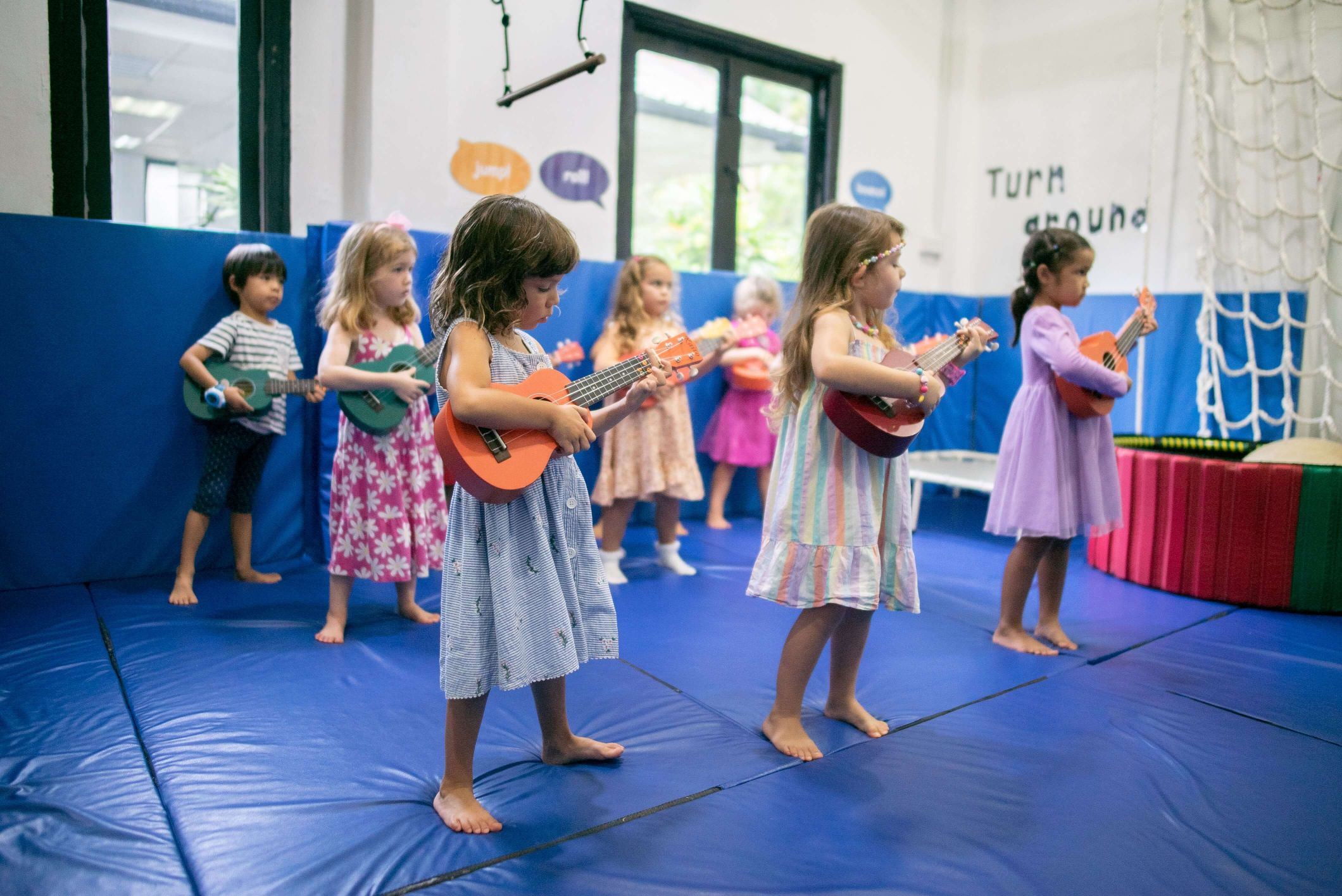 The importance of music and movement in preschool