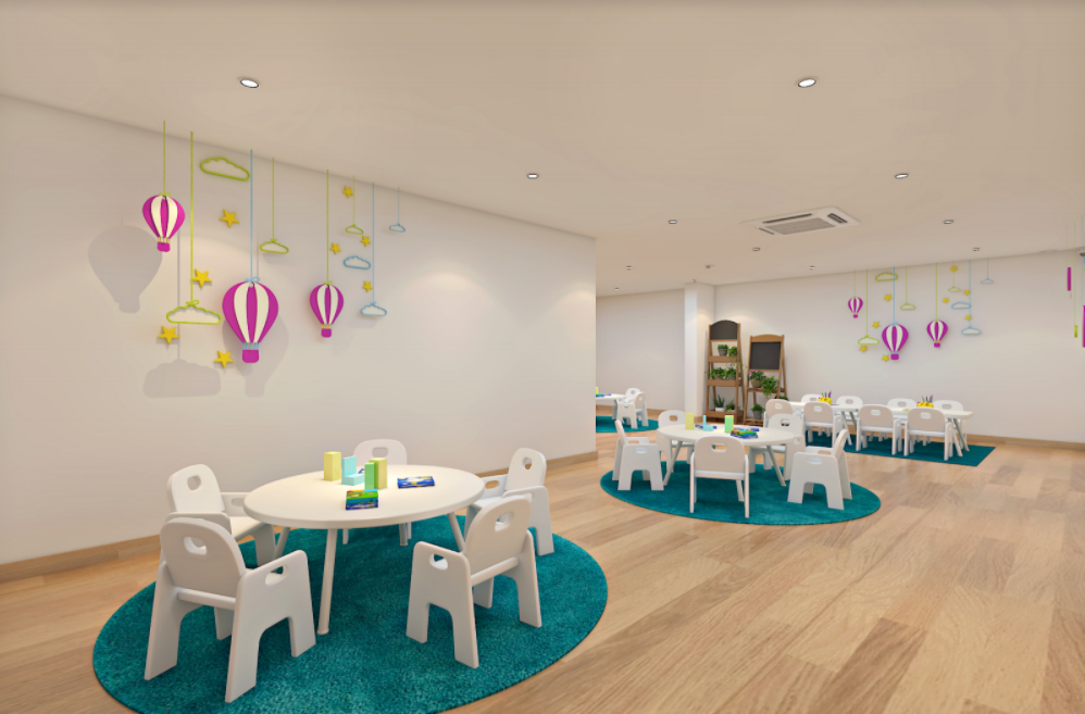 Our New Childcare Centre at Grandeur Park in Singapore